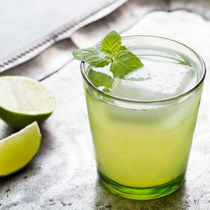 Limeade Cocktail