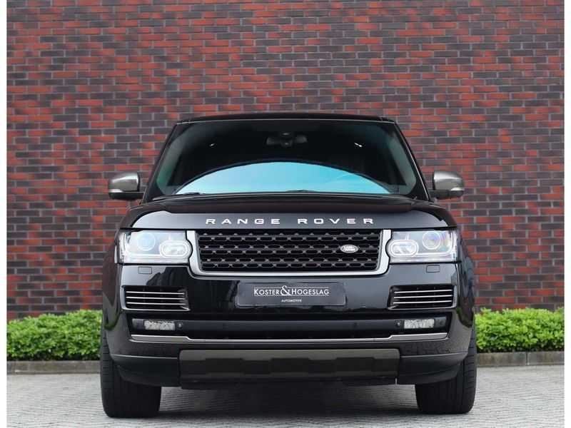 Land Rover Range Rover 5.0 V8 Autobiography *Pano*Camera*Full option!* afbeelding 14