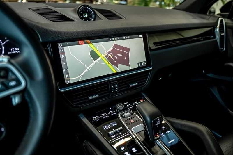Porsche Cayenne 3.0 E-Hybrid | Panorama | Memory | 360 gradencamera | Sport Chrono | DAB afbeelding 21