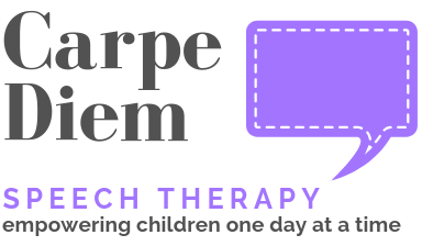 Carpe Diem Speech Therapy