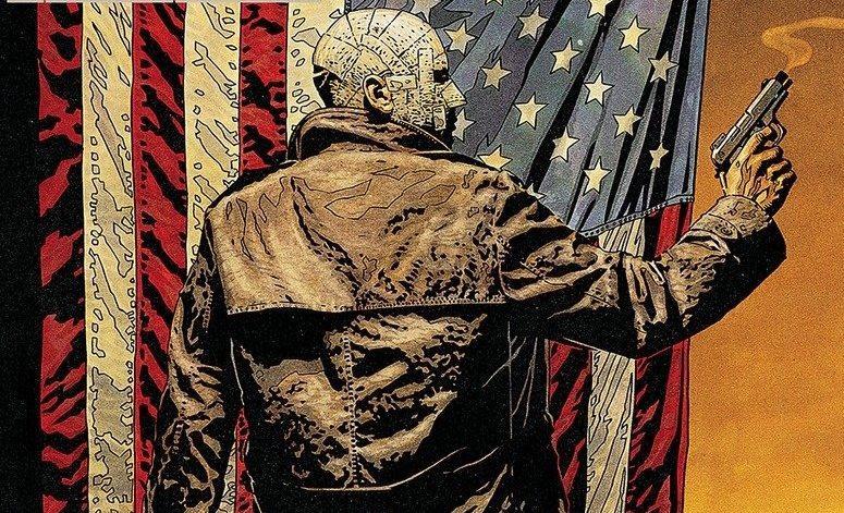 Soldado Desconhecido de Garth Ennis
