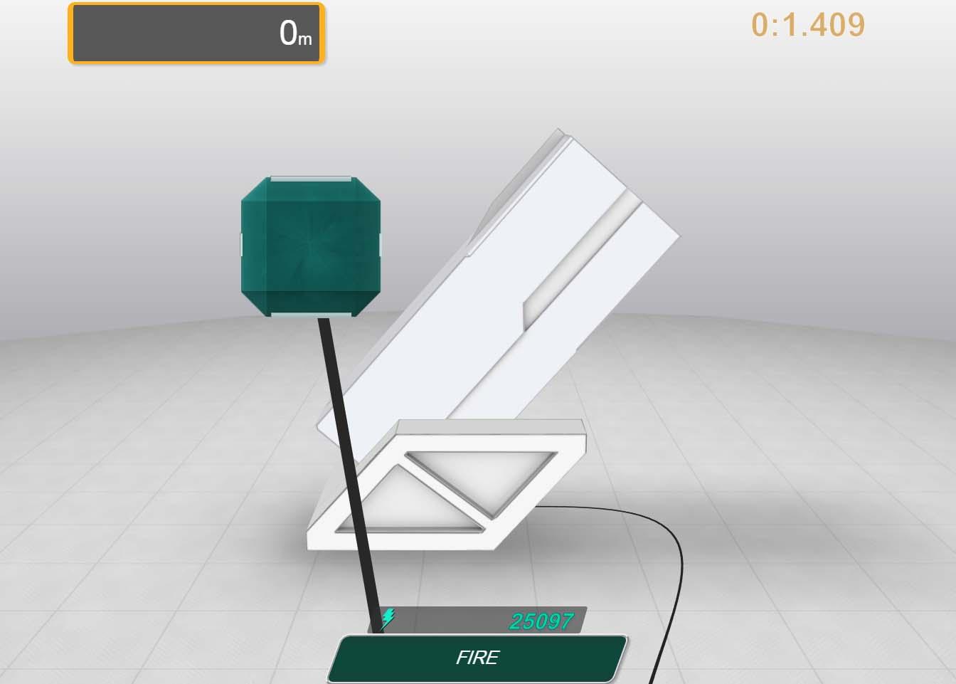 Boxgun - A Simple Projectile Game