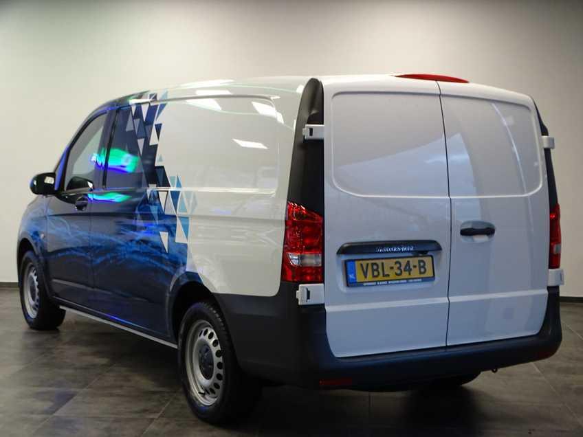 Mercedes-Benz eVito eVito Lang Edition MARGE Navigatie Camera Airconditioning afbeelding 10