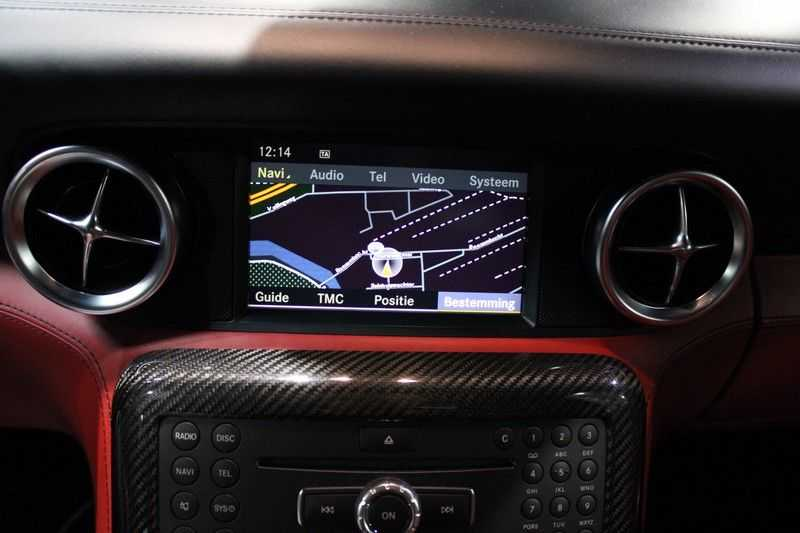 Mercedes-Benz SLS Roadster 6.3 AMG Carbon pakket! afbeelding 7