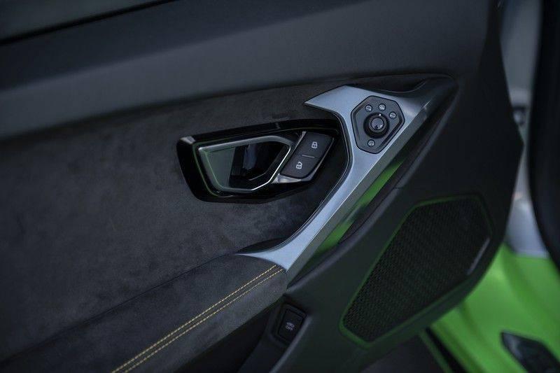 Lamborghini Huracan 5.2 V10 LP610-4 Blue Eye + Carbon Spoiler + LIFTING + Achteruitrijcamera afbeelding 24