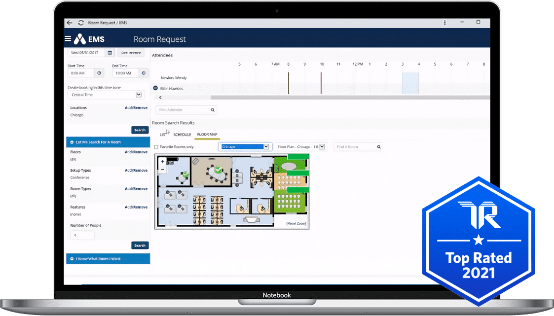 Features - An Enterprise-Level Scheduling Solution
