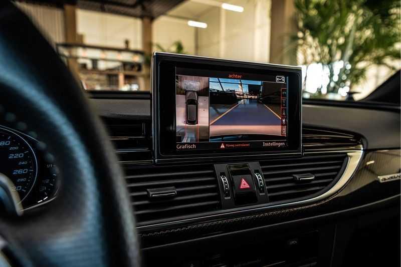 Audi RS6 Avant 4.0 TFSI quattro Performance   Ceramic   B&O   Head-up Display   Panorama   Milltek uitlaatsysteem afbeelding 25