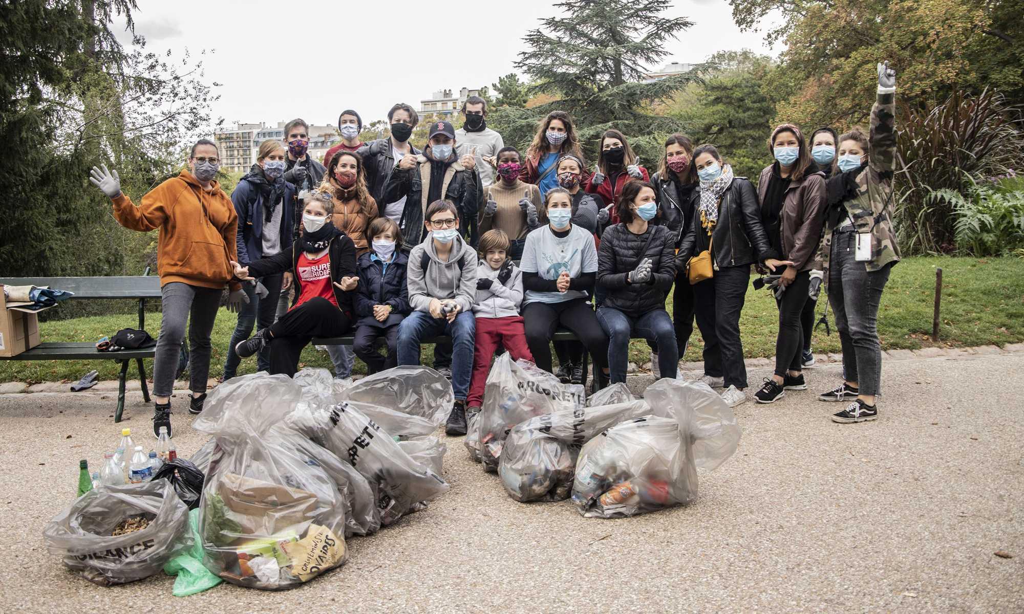 Image Clean my Paris feat. Lucien Maine (#25)