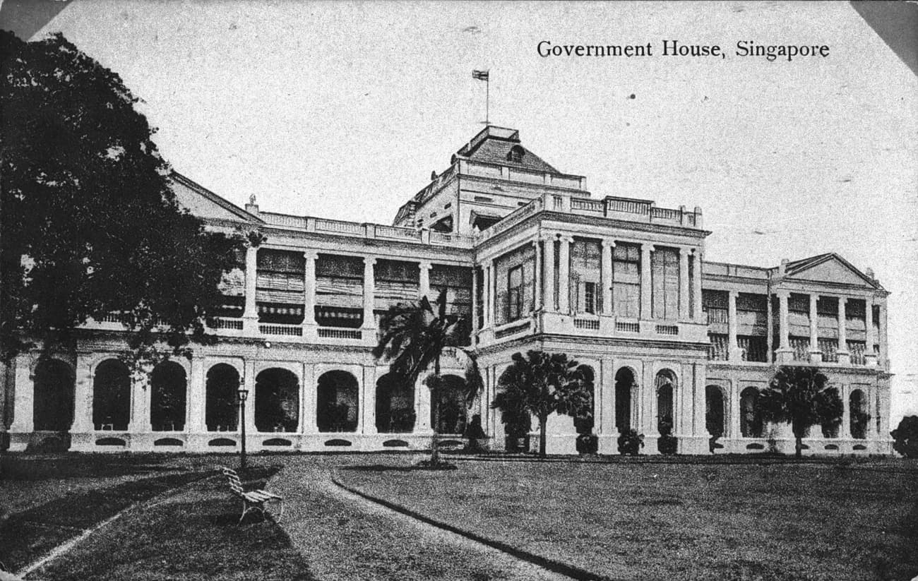 Government House, 1900s