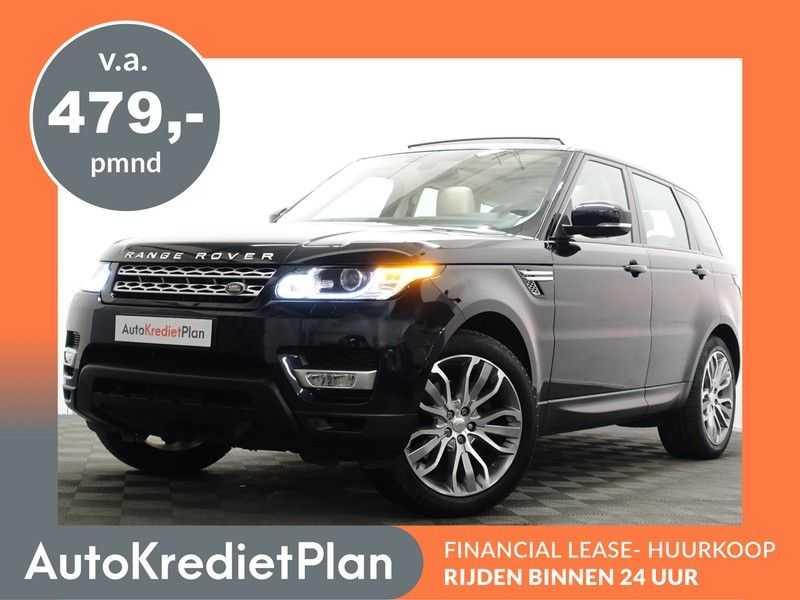Land Rover Range Rover Sport 3.0 TDV6 HSE Dynamic Aut- Panoramadak, Leer, Camera, Full options afbeelding 9
