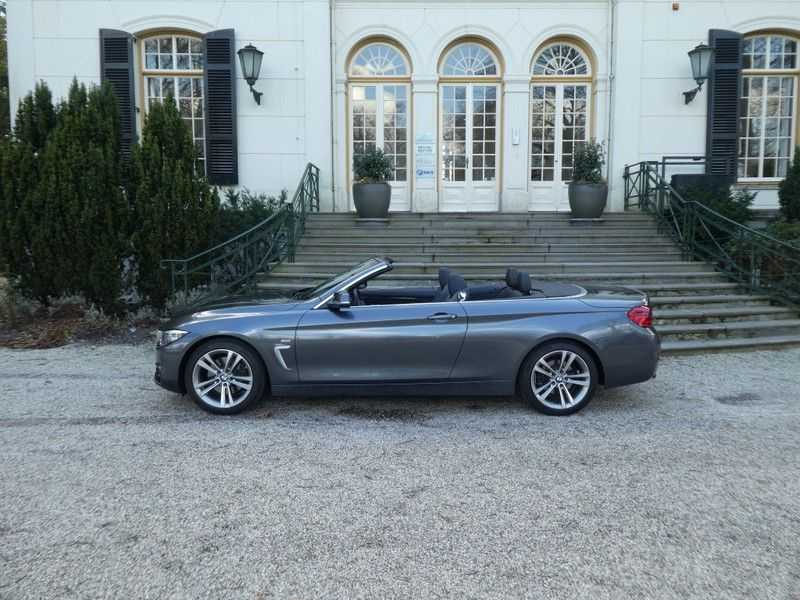 BMW 430i Cabrio, Sportline afbeelding 4