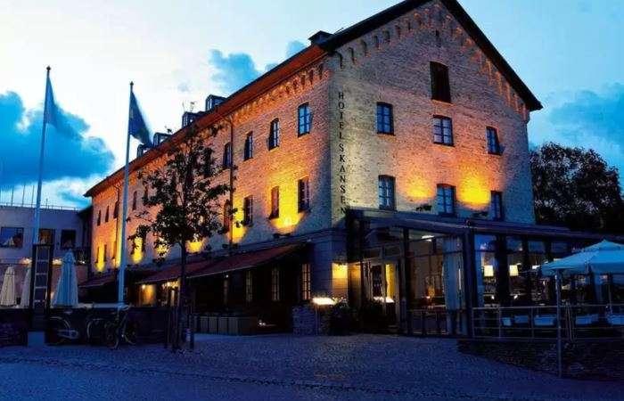 kurhotel i sydsverige - hotel skansen