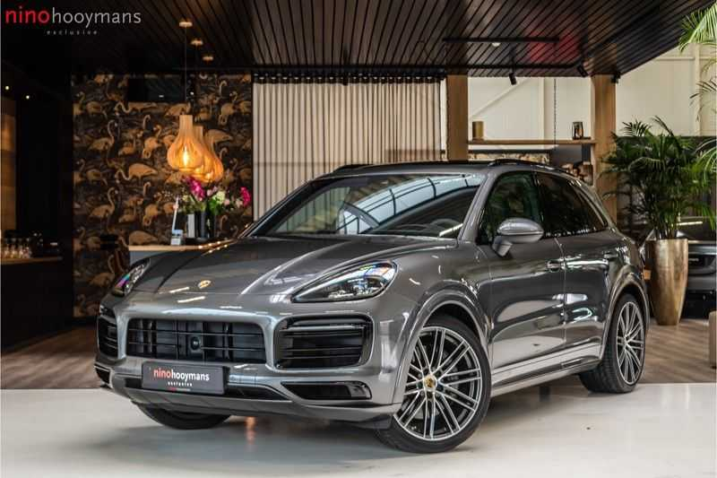Porsche Cayenne 2.9 S | Sport design Pakket | NP 202.000,- | Panorama | BOSE | Head-Up Display | Innodrive | Trekhaak