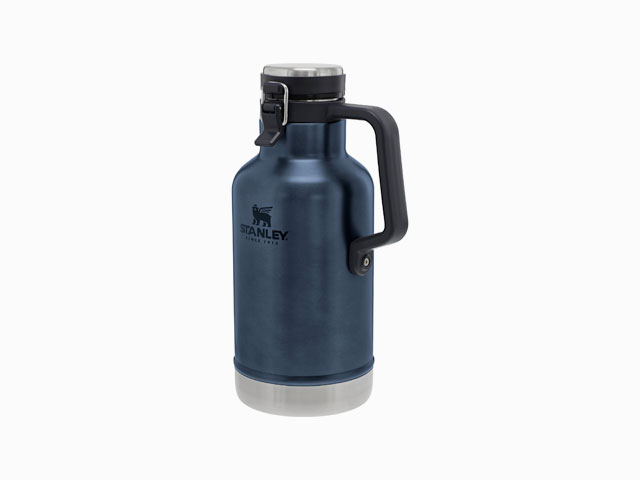 Stanley Stainless Steel Growler Thermos in Nightfall (color)