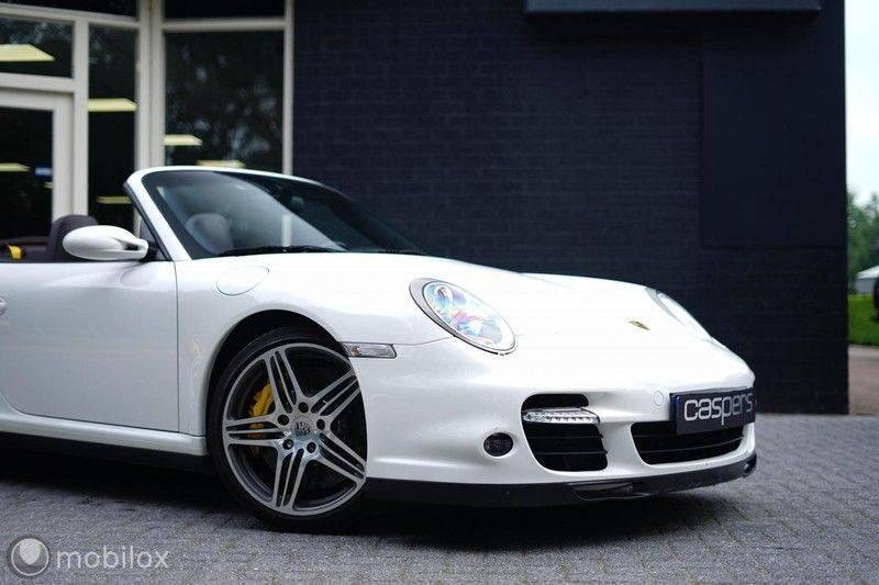 Porsche 911 Cabrio 3.6 Turbo afbeelding 16