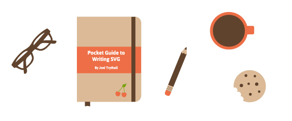 Pocket Guide to Writing SVG Cover