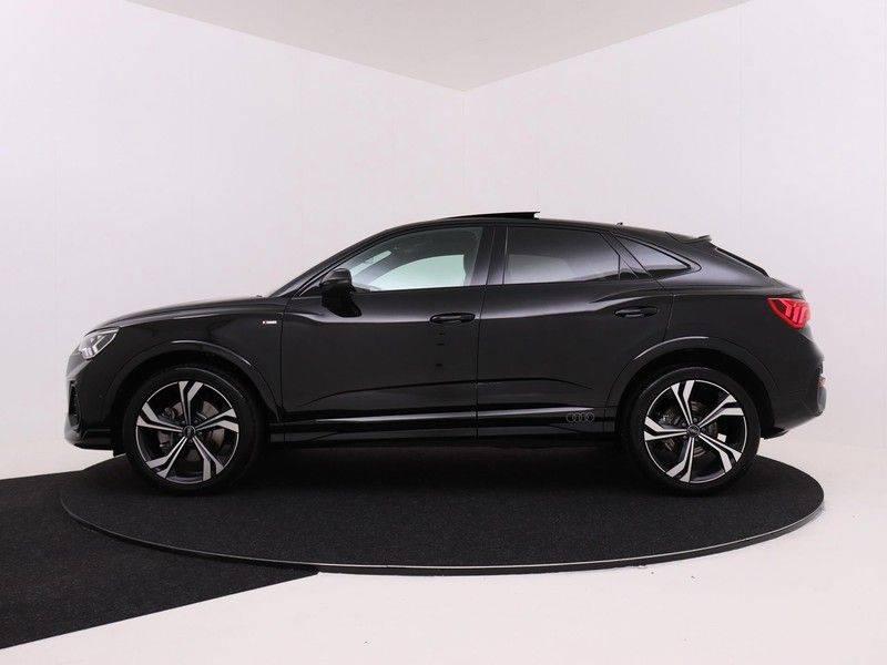 Audi Q3 Sportback 45 TFSI 230 pk quattro Pro Line S Edition | | 2x S line | 20 inch velgen | B&O Sound | Garantie tot 12-2024* | Adaptief demping systeem | 360 Camera | Navigatiesysteem | Adaptive cruise control | Voorstoelen elektrisch verstelbaar | afbeelding 6