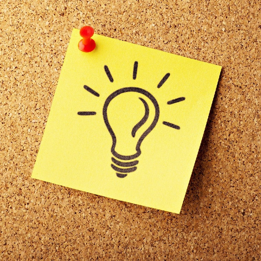 Send us your ideas!