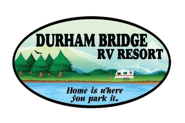 Durham Bridge RV Resort Logo