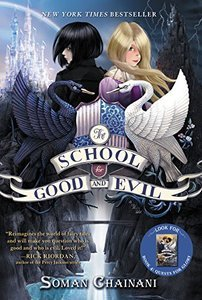The School for Good and Evil by Soman Chainani and Iacopo Bruno
