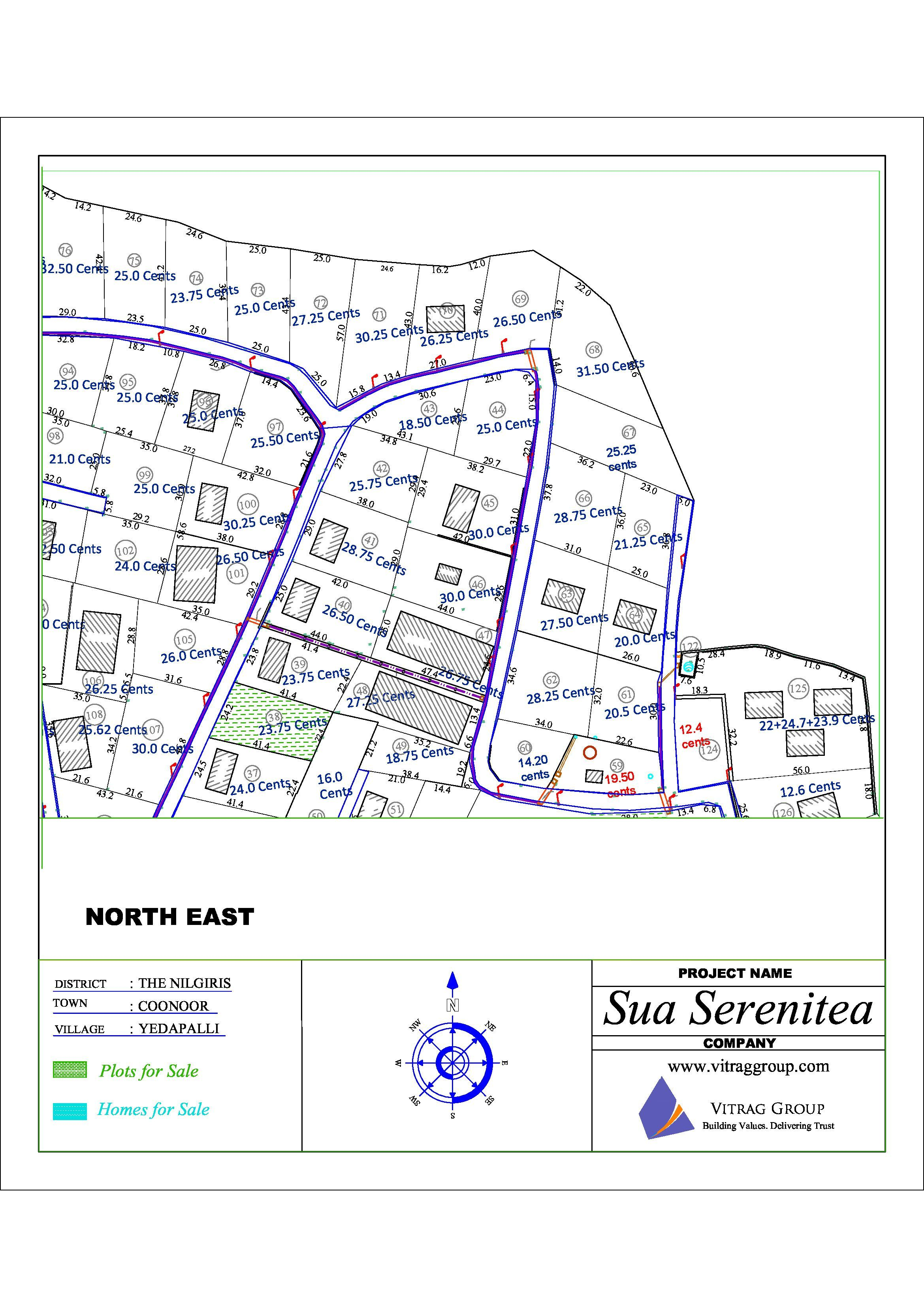 North East Sector