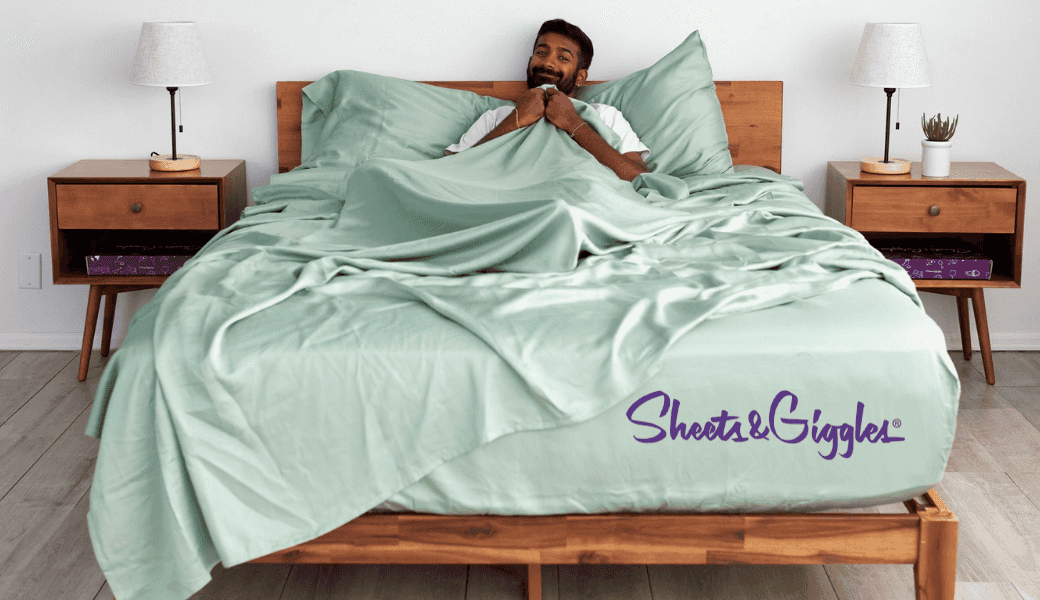 Complete Sheets & Giggles Reviews:, Are Eucalyptus Sheets Right For You?, (2021 Review) cover image