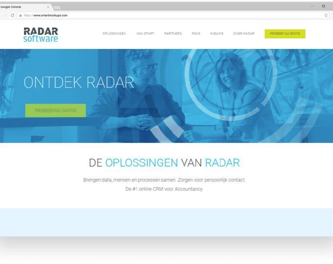 Koppel uw Radar administratie met Payt debiteurenbeheer