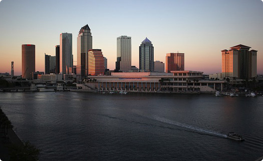 Tallahassee, Florida Skyline