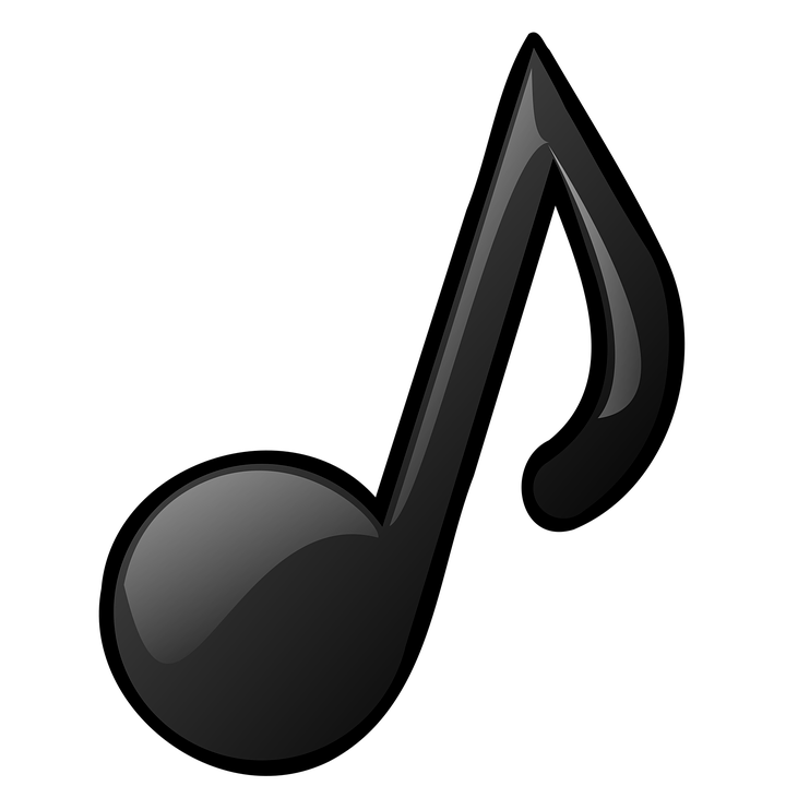 Music note image