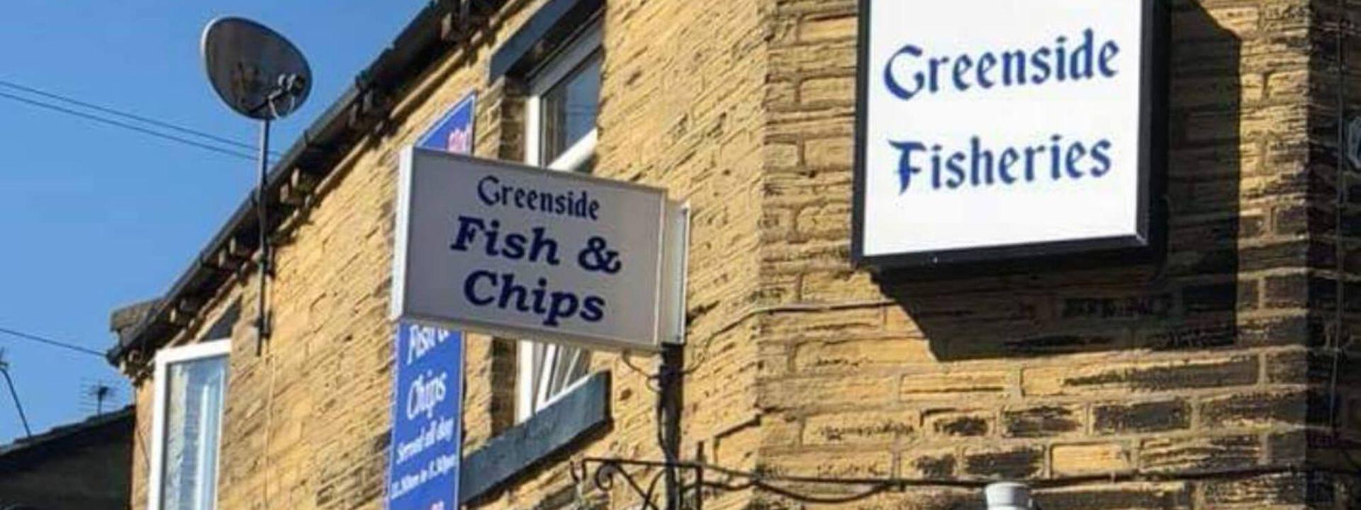 Greenside Fisheries Pudsey