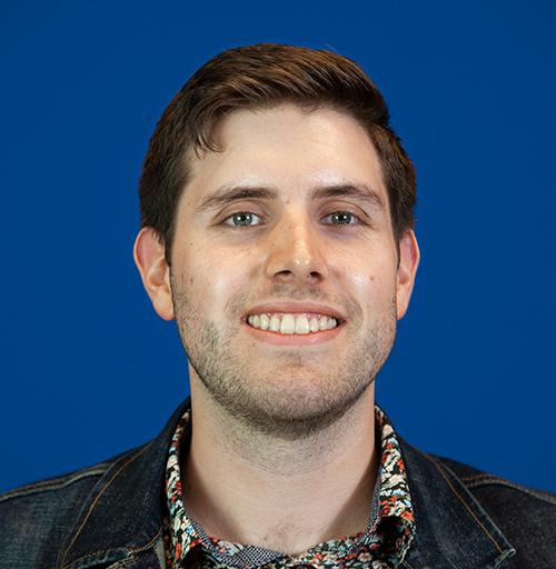 David Ochart, Senior Localization Copy Editor, Nexon America