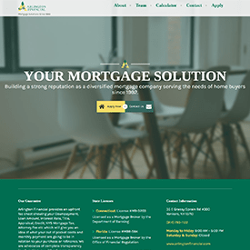 Arlington Financial