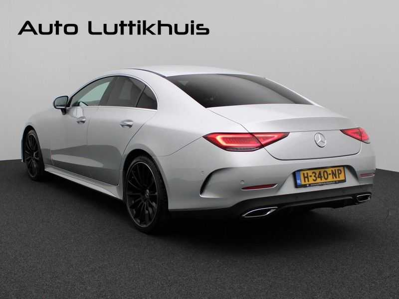 Mercedes-Benz CLS-Klasse 400 d 4MATIC AMG Edition 1 |Headup|Luchtvering|Trekhaak|Designo leder| afbeelding 24