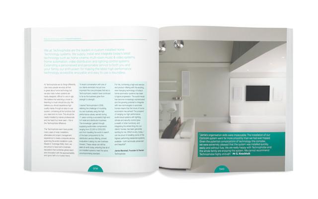 tecnophobe branding. Black Bedroom Furniture Sets. Home Design Ideas