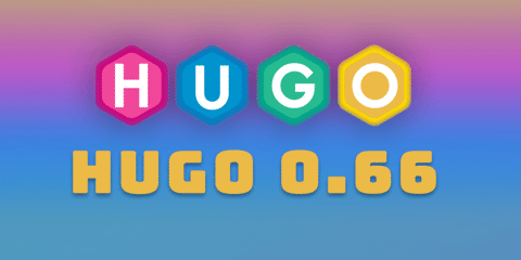 Featured Image for Hugo 0.66.0: PostCSS Edition