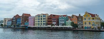 Koningin Emmabrug, Willemstad, Curaçao, 2017