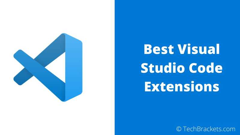 Best Visual Studio Code Extensions for Web Development 2020