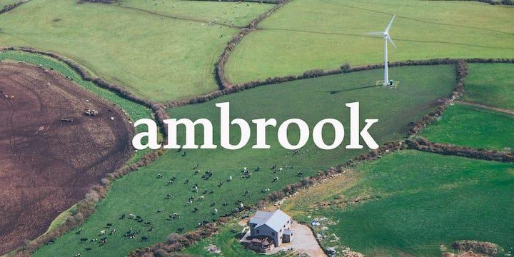 Ambrook logo