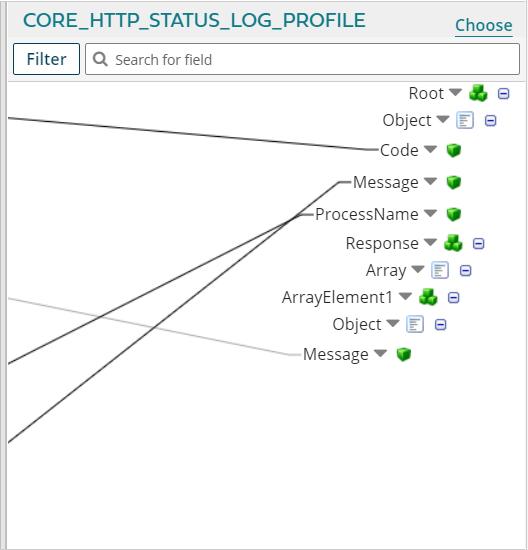Boomi Data map