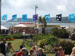 mazey flags quay day 2008