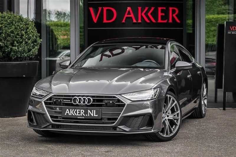 Audi A7 50 TDI ABT S-LINE+LUCHTVERING+3D CAMERA afbeelding 1