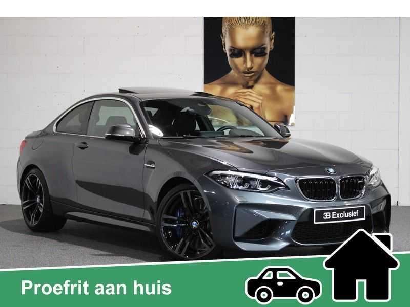 BMW M2 DCT LCI Facelift, Carbon, schuifd. Zeer Kompleet! afbeelding 1