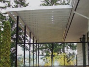 W Pan Aluminum Patio Covers