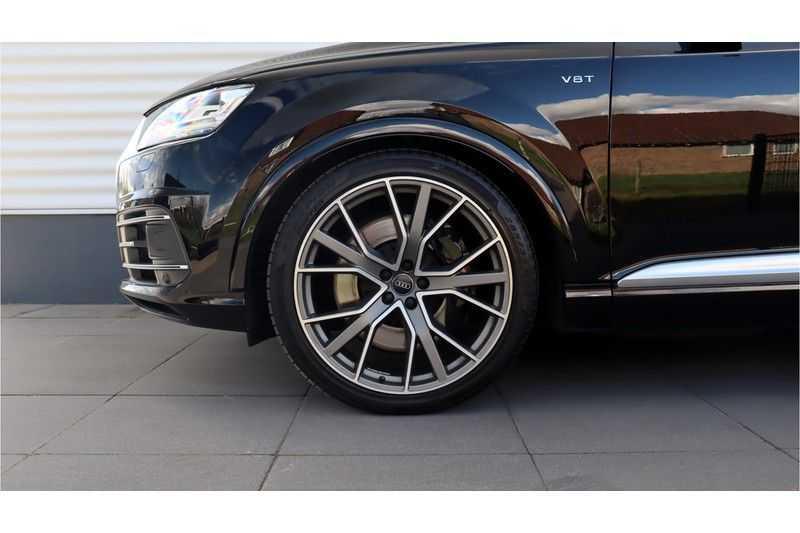 Audi Q7 4.0 TDI SQ7 quattro Pro Line + BOSE, Ruitstiksel, Carbon, Trekhaak afbeelding 7