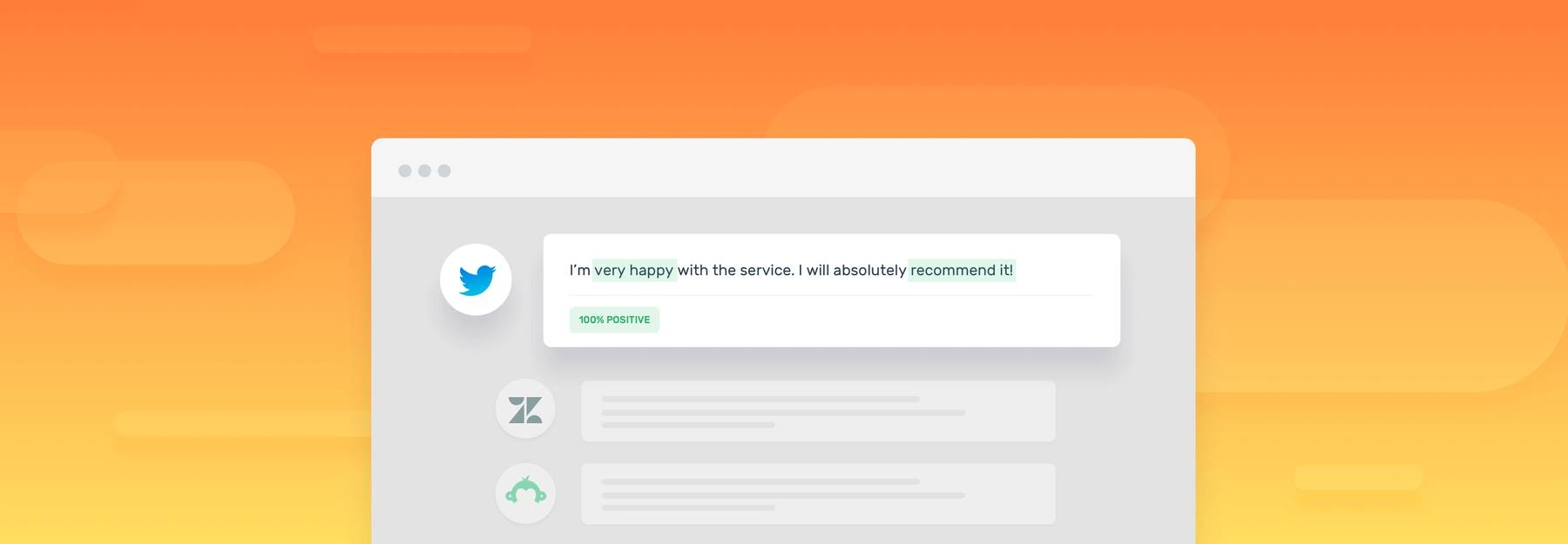 Sentiment Analysis Applications and Examples