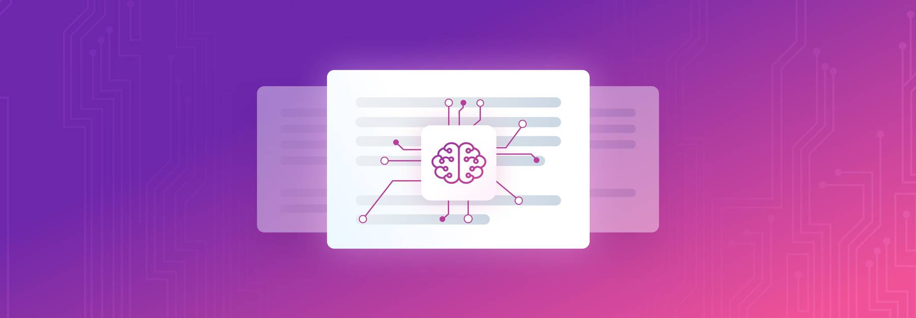 What is ML?