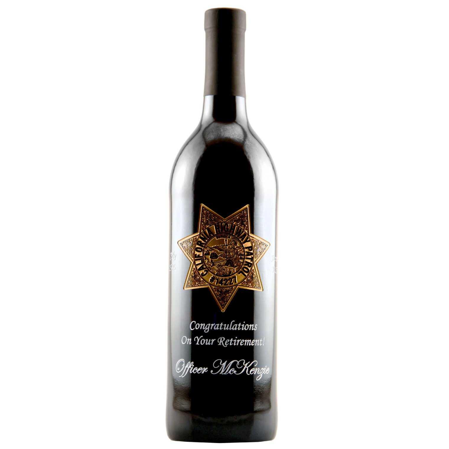 military wine