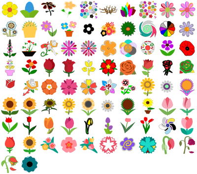 Flowers Pack logo
