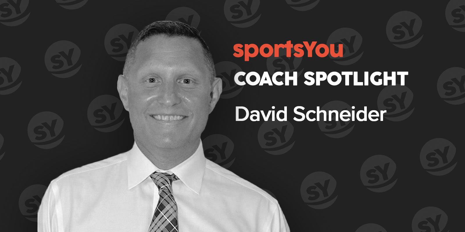 sportsYou Coach Spotlight: Q&A with Coach David Schneider - Photo by sportsYou Photography