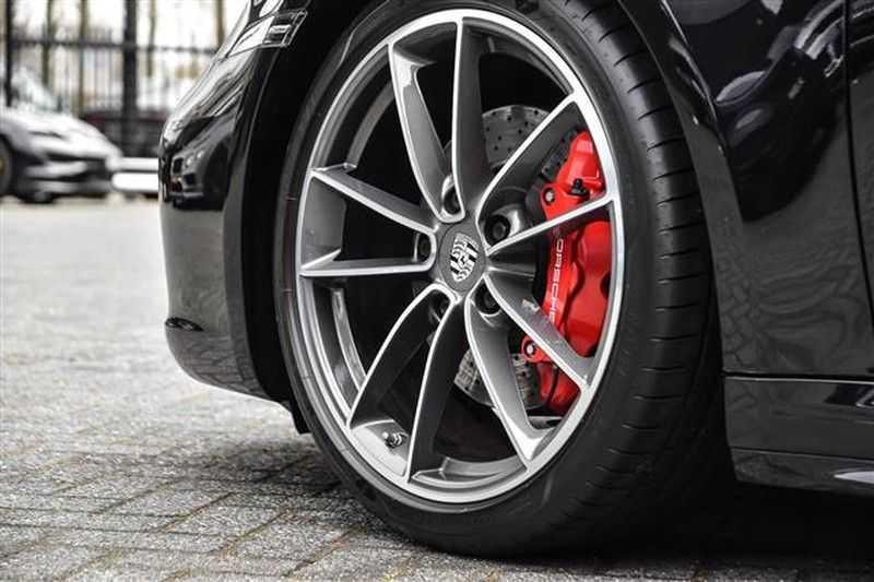 Porsche 911 4S SPORTDESIGN+4WSTURING+LIFT+BURMESTER NP.229K afbeelding 9